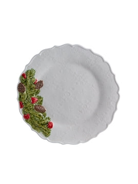 Christmas Garland Dinnerware Collection