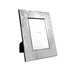 GRAFFITI Medium Silver-Plated Picture Frame