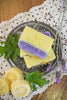 Lovely Lavender Naturally Scented Soap