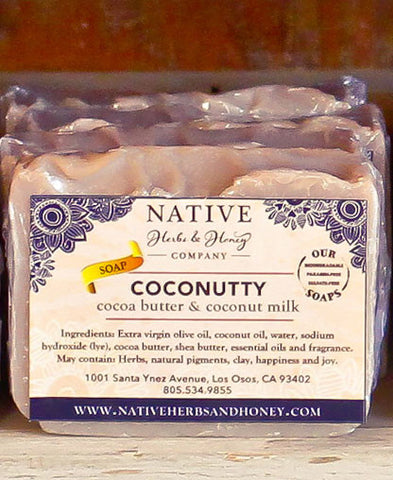 Coconutty Perfumed Soap
