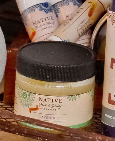 Beeswax Lavender Hand and Body Salve