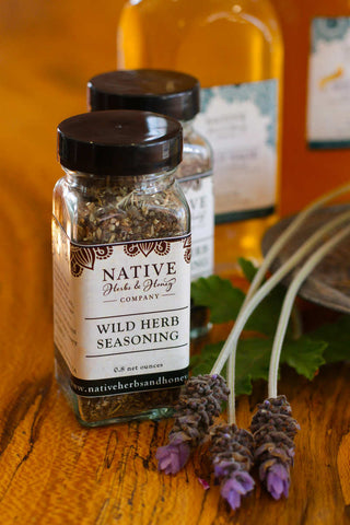 1. Wild Herb Seasoning