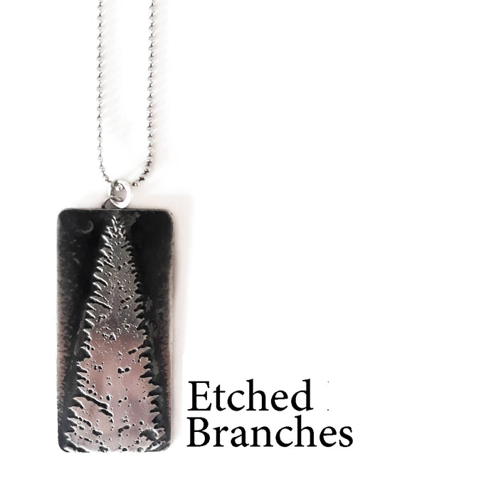Etched Branches