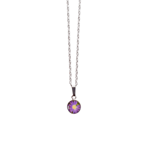 Anemone Flower Necklace