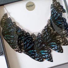 Load image into Gallery viewer, Ceylon Tiger Butterfly Statement Necklace