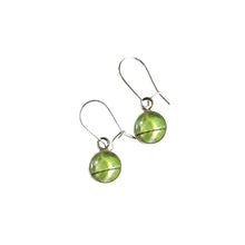 Load image into Gallery viewer, Fern Drop Earrings