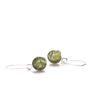 Fern Necklace and Drop Earring Gift Set
