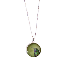 Load image into Gallery viewer, Hummingbird Necklace