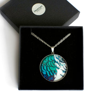 Amherst Statement Pendant Necklace