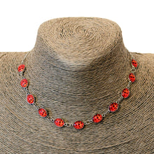 Load image into Gallery viewer, Ladybird Choker