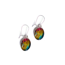 Load image into Gallery viewer, Macaw Drop Earrings