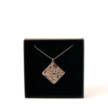 "Load image into Gallery viewer, Oak Tree Pendant - 30"" Chain"