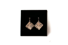 Load image into Gallery viewer, Oak Tree Drop Earrings