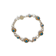 Load image into Gallery viewer, Peacock Bracelet