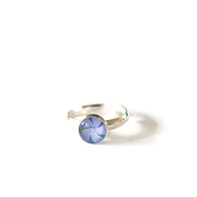 Load image into Gallery viewer, Periwinkle Adjustable Ring