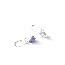 Load image into Gallery viewer, Periwinkle Drop Earrings
