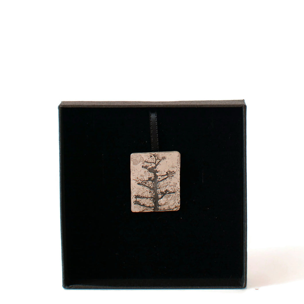 Pine Tree Brooch