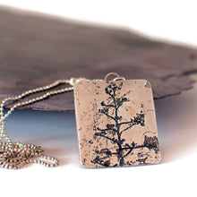Load image into Gallery viewer, Pine Tree Pendant