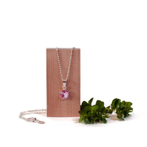 Daphne Flower Necklace