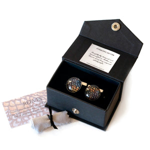 Gift Boxed Reeves Cufflinks