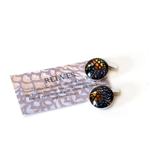 Bar style reeves cufflinks