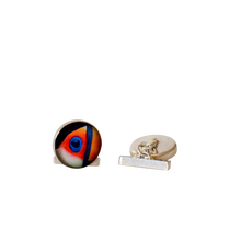 Load image into Gallery viewer, Toucan Cufflinks