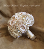 Rose Gold Brooch Bouquet - $499.00