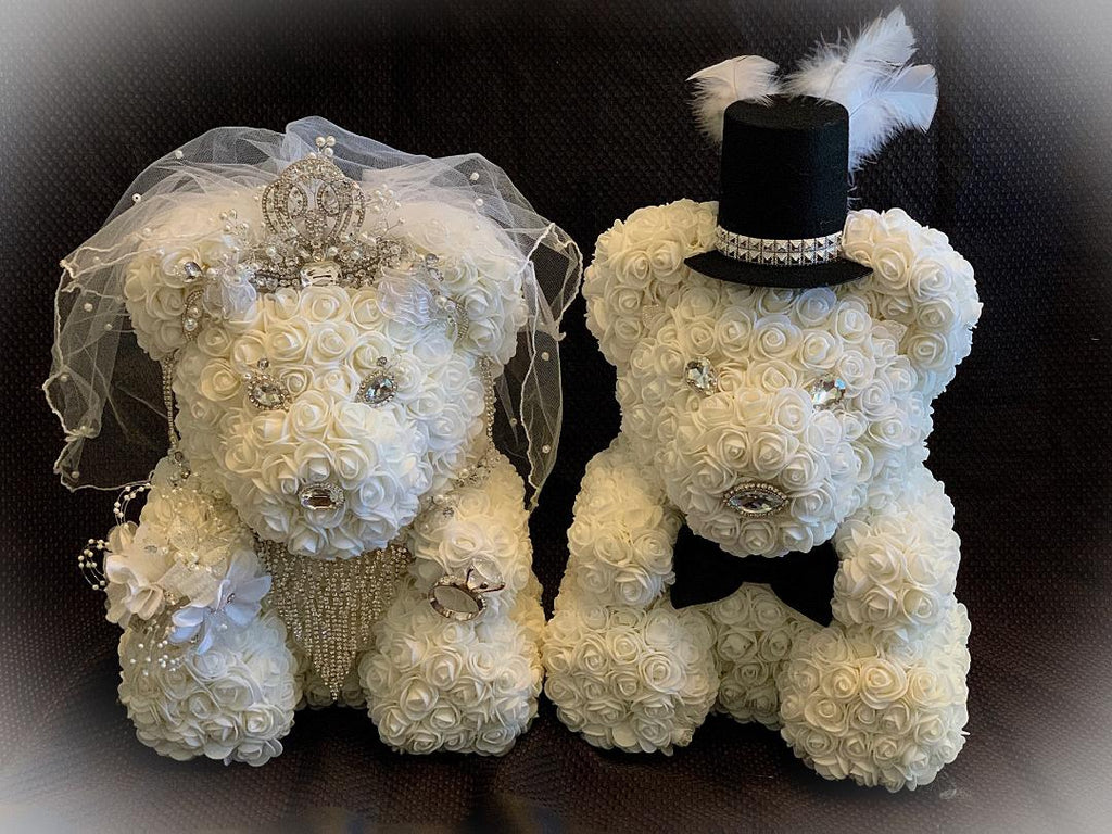 Re-Ship Bride Groom Bear Order