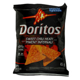 Doritos Sweet Chili Heat Chips 45g - Case Pack of 48