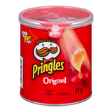 PRINGLES ORIGINAL POTATO CHIPS - 37g CASE PACK 12