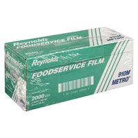 "REYNOLDS PLASTIC WRAP - 12"" x 2000' ROLL"