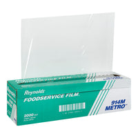 "REYNOLDS PLASTIC WRAP - 18"" x 2000' ROLL"
