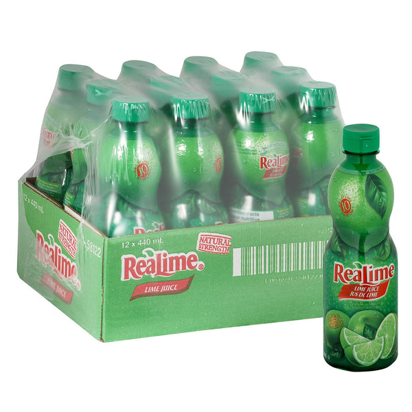 ReaLime Single Strength Lime Juice