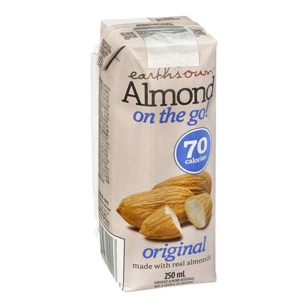 Earth's Own Almond Milk - Original