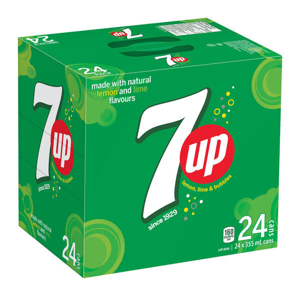 7UP - Case Pack of 24