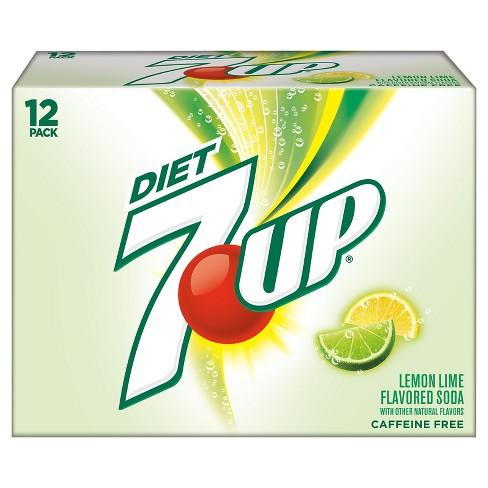 Diet 7up 12-pack