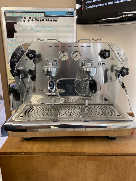 Galatea - Espresso Machine