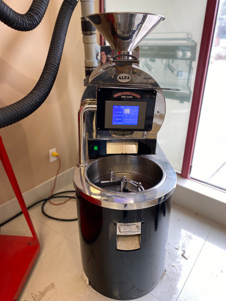 Imex - Digital Coffee Roaster - PRO 2500