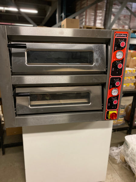 Pizza Boy - Double Pizza Oven PB-T 2680E