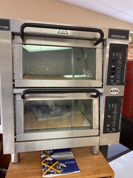 Pizza Master - Double Pizza Oven PM 452ED