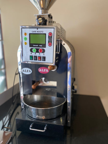Imex - Digital Coffee Roaster - SMART 700