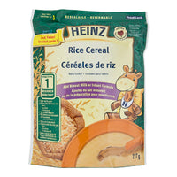 Heinz Baby Food - Rice Cereal