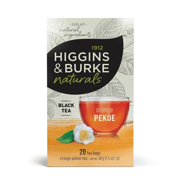 Higgins & Burke Orange Pekoe Tea