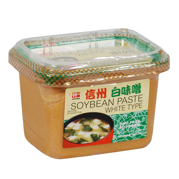 Hanamaruki Soybean Miso Shiro Shinshu Paste