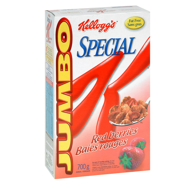 Kellogg's Special K with Red Berries Cereal