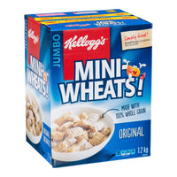Kellogg's Mini Wheats Cereal