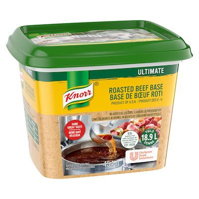 Knorr Roasted Beef Base