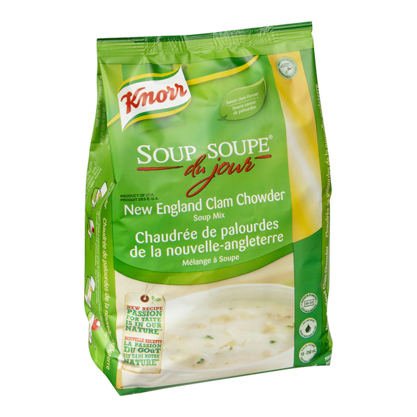 Knorr Clam Chowder Soup