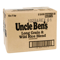 Uncle Ben's Long Grain & Wild Rice Blend