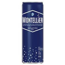 Montellier Carbonated Mineral Water